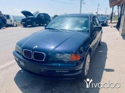 BMW in Saida - نيو بوي ٣٢٥ موديل ٢٠٠١