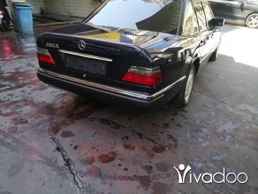 Mercedes-Benz in Beirut City - Mercedes E200 4 cylinder 1989 81706550