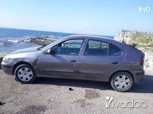 Renault in Majd Laya - رينو ميغان  موديل ٢٠٠٠
