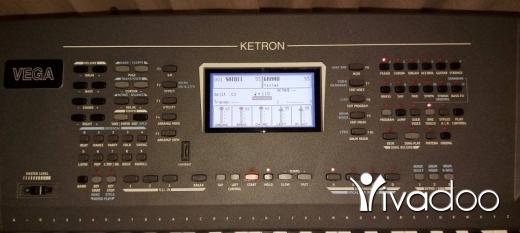 Music, Bands & Musicians in Jdeideh -  Ketron Vega Oriental keyboard Night PRO V2