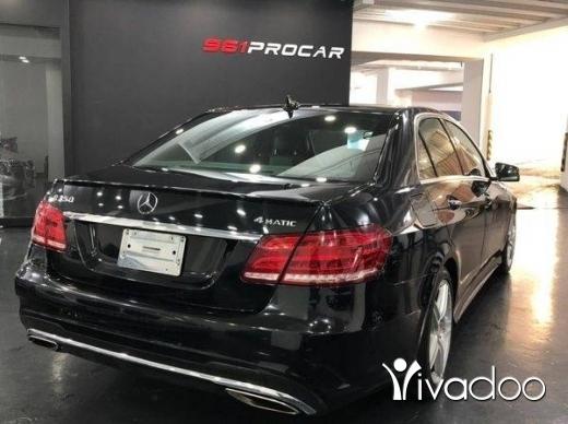 Mercedes-Benz in Tripoli - mercedes E 2014 350