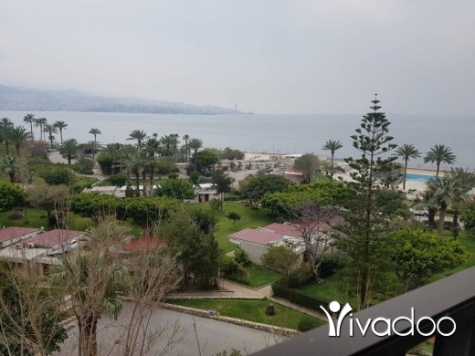 Chalet in Tabarja - Beautiful chalet for rent in Tabarja beach resort