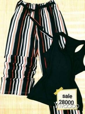 Clothes, Footwear & Accessories in Aley - بنطلون قطن نسائي