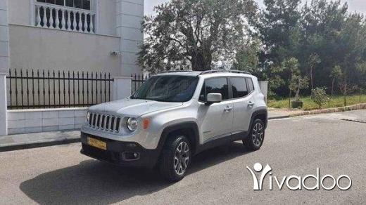 Jeep in Baabdat - New Jeep Renegade 2015 /