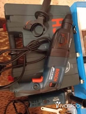 DIY Tools & Materials in Bourj el Barajneh - عدة آلية نظيفه ومرتبه وجديده