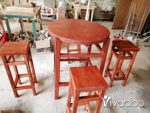 Home & Garden in Dekouaneh - طاولة و اربع كراسي