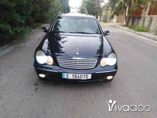 Mercedes-Benz in Ketermaya - mercds 240  موديل ٢٠٠١