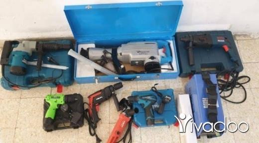 DIY Tools & Materials in Beirut City - عده جديده ٨ قطع