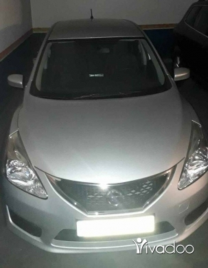Nissan in Beirut City - Nissan Tiida 2017 @10,000km only
