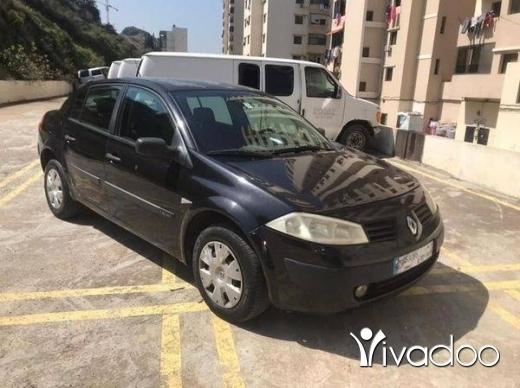 Renault in Tripoli - Megan