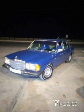 Mercedes-Benz in Akkar el-Atika - لف ٢٣٠ موديل ٧٩