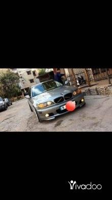 BMW in Tripoli - BMW 325 mod 2004