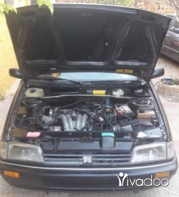 Honda in Nabatyeh - وتوماتيك موديل ٩٥