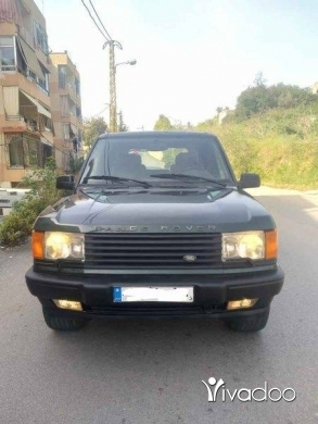 Rover in Beirut City - نيو رانج / موديل ١٩٩٧