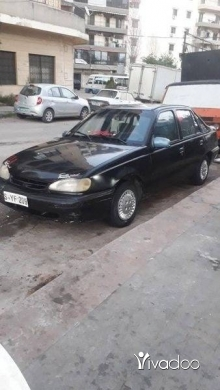 Daewoo in Tripoli - دايو ريسر مديل 94