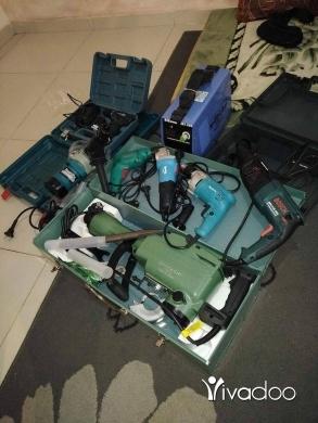 DIY Tools & Materials in Beirut City - عدة صناعية كهربائية