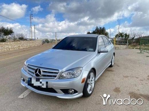 Mercedes-Benz in Nabatyeh - C300 2010