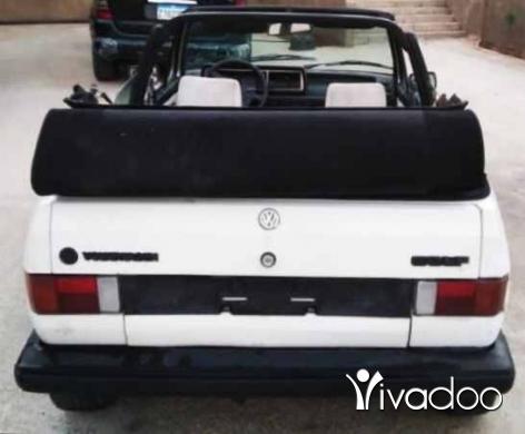 Volkswagen in Zahleh - غولف ١٩٨٨ اوتوماتيك