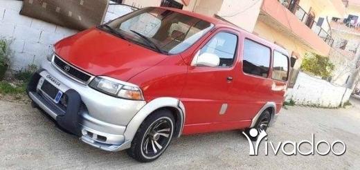 Toyota in Akkar el-Atika - بوسطة تويوتا موديل ٢٠٠٠