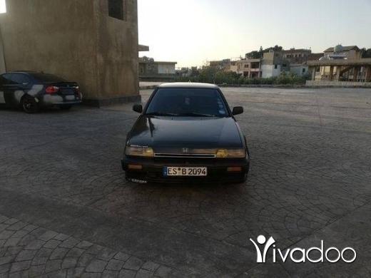 Honda in Akkar el-Atika - Hounda 87 enkad