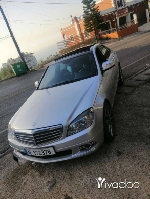 Mercedes-Benz in Beit El Din - c350 model 2008