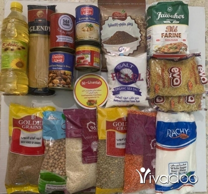 Food & Drink in Beirut City - حصة غذائية