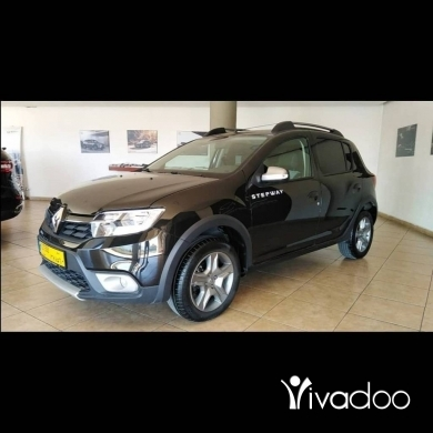 Renault in Chtaura - Renault Sandero Stepway AUT 2019 like new
