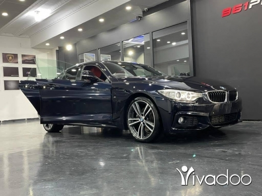 Rideshare & Car Pooling in Dbayeh - BMW 428i grancoupe 2016 german specs clean title