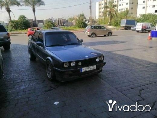BMW in Choueifat - E30 model 1988
