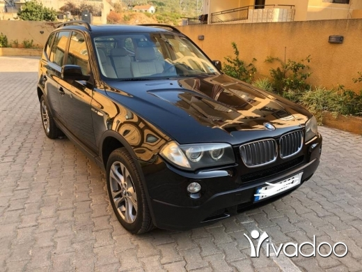 BMW in Cola - BMW X3 - 3.0 SI