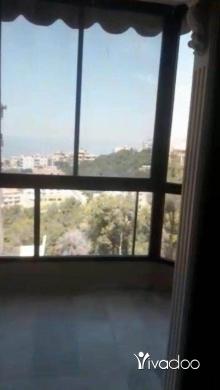 Apartments in Ain Anoub - شقة للايجار في بشامون المدارس ($=1500)