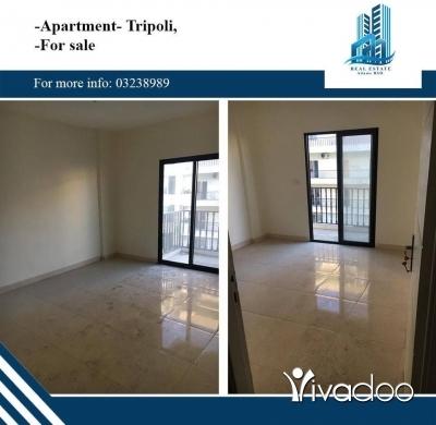 Apartments in Tripoli - شقة  للبيع في طرابلس, شارع قاديشا