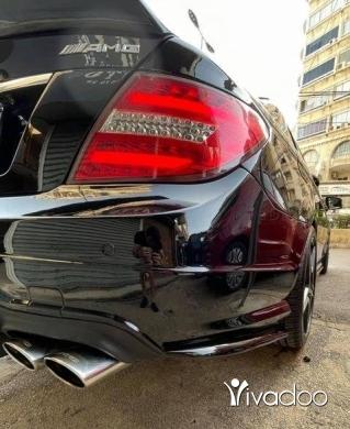 Mercedes-Benz in Beirut City - C class ///AMG