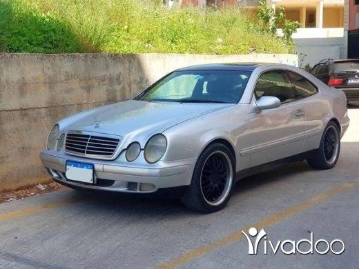 Mercedes-Benz in Majd Laya - Clk 320 Moter top