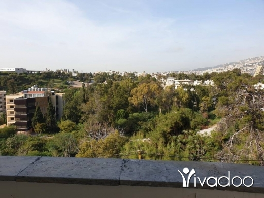 Apartments in Yarzeh - A decorated 770 m2 duplex apartment with a terrace and anopen mountain/sea view for sale in Yarzeh