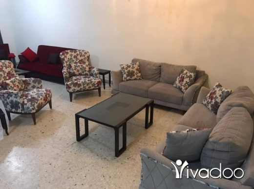 Apartments in Saida - شقه مفروشه للإيجار في صيدا دلاعه وسط المدينة لايك أوتيل موتيل Tel 70738111 Tel 70638111 شهري ٤٥