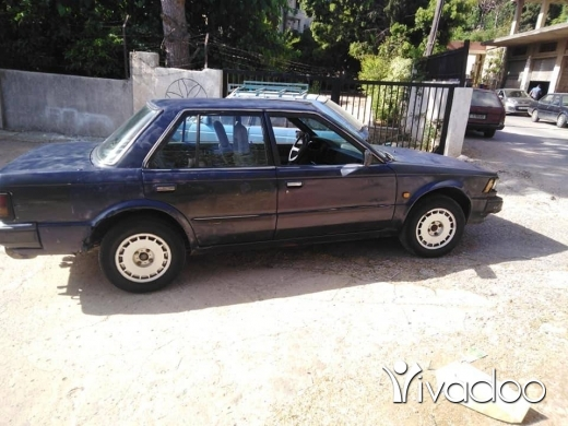 Nissan in Beirut City - Nissan bluebird model 1985 full automatic inkad 8 million w500 alf 70854275