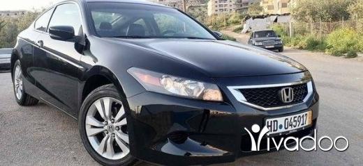 Honda in Zgharta - Honda accord