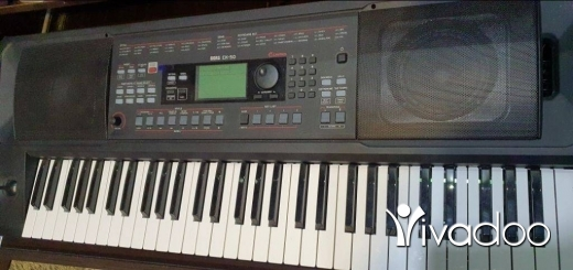Music, Films, Books & Games in Arab Salim - korg Ek 50l