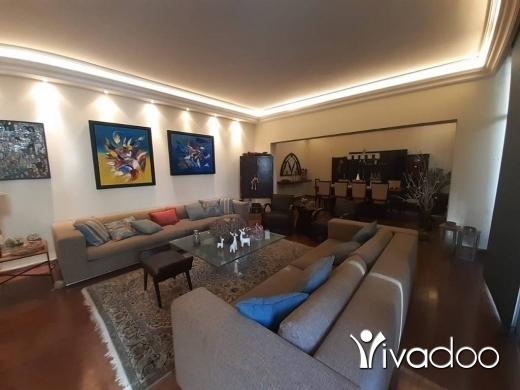 Apartments in Ramlet al-Baydah - A 300 m2 apartment having a panoramic sea view for sale in Ramlet El Bayda