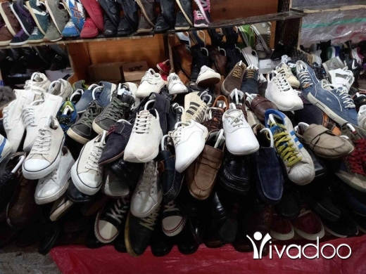 Clothes, Footwear & Accessories in Beit El Din - بضاعة اوربية مستعملة