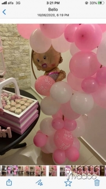 Home & Garden in Beirut City - Baby girl table decoration