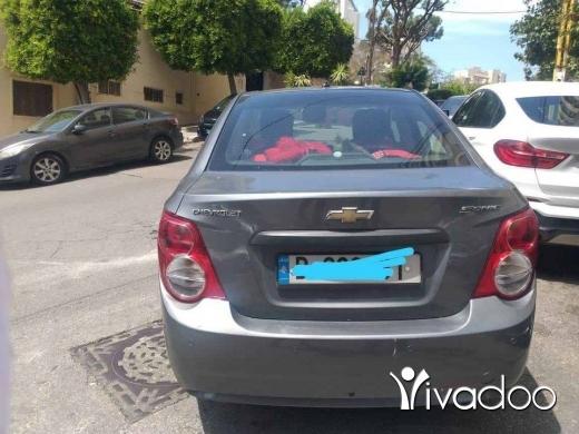 Chevrolet in Beirut City - سيارة