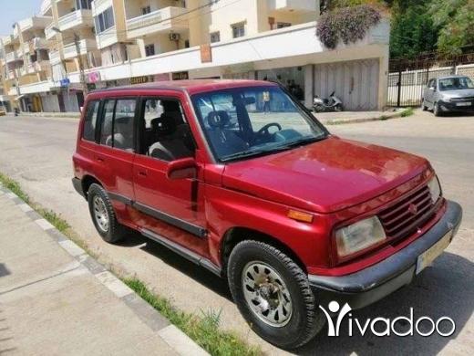 Suzuki in Tripoli - سوزوكي فيتارا موديل ٩٣