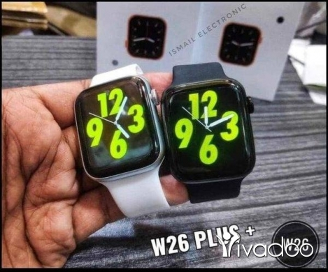 Clothes, Footwear & Accessories in Beirut City - Smart watch w 26 plus