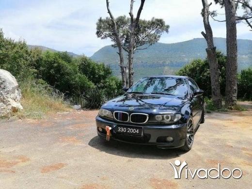 BMW in Beirut City - BMW 330 2004
