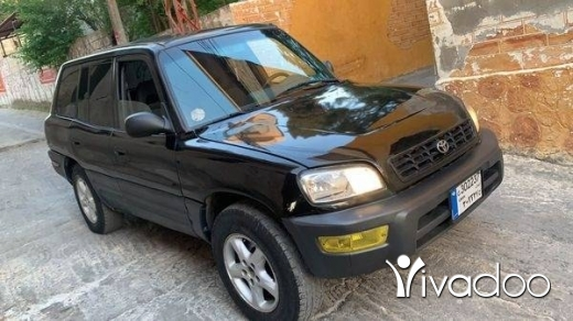 Toyota in Halba - Rav 4 ankad model 1999