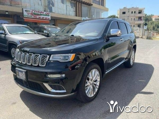 Jeep in Daria - grand cherokee SUMMIT (2017)