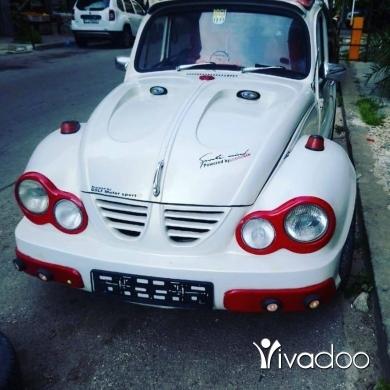Volkswagen in Al Bahsas - VW beetle for sale
