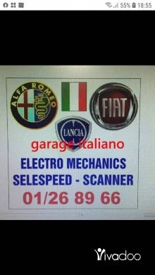 Car Parts & Accessories in Berj Hammoud - alfa fiat lancia garage